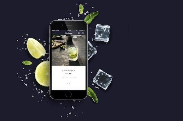 The Liquor Cabinet App Screenshot