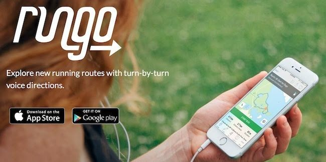 RunGo App Screenshot