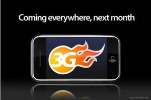 3G iPhone June