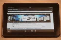 Amazon Releases Kindle Fire 6.3 Update