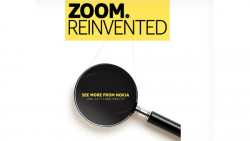 Nokia Has 'Zoom Reinvented' Event Likely to Unveil the 41-MP EOS Windows Phone