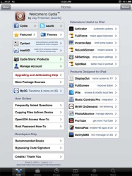 New iPad Jailbroken - Already