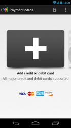 Google Wallet now supports all major credit cards